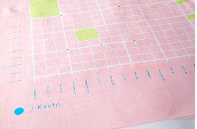京都碁盤の目 イメージ2